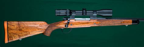 Magazine Rifles Click On Thumbnail - Hallowell  Co Fine .