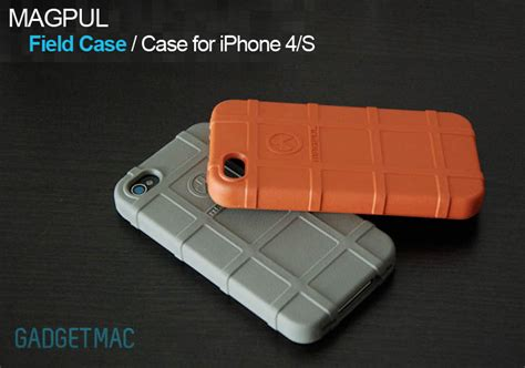 Magpul Field Case For Iphone 5 Review   Gadgetmac.