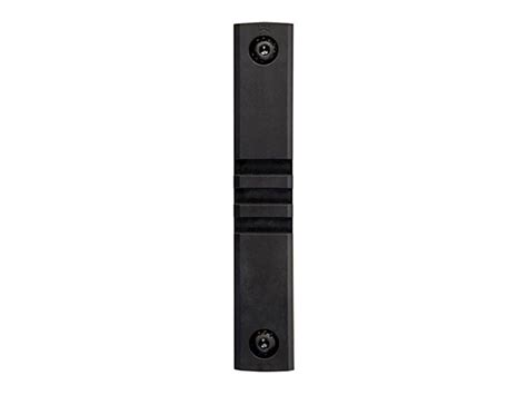Magpul M-Lok Afg2 Adapter Rail Polymer Black.