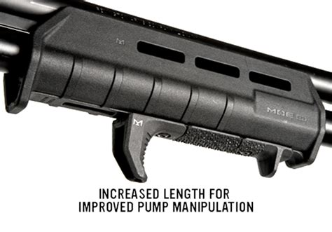 Magpul M-Lok Remington 870 Forend  Wing Tactical.