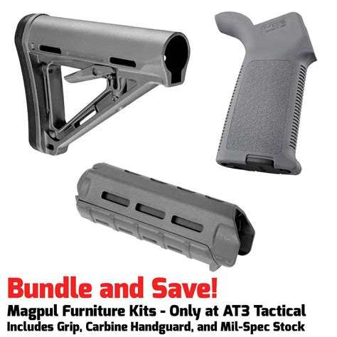Magpul Moe Carbine Furniture Kit - Gunmagwarehouse Com.