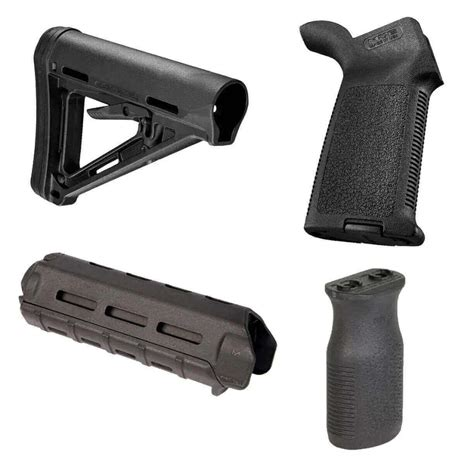 Magpul Moe M-Lok Furniture Kit  Ar 15 Parts  At3 Tactical.