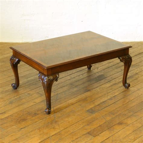 Mahogany Coffee Table Legs