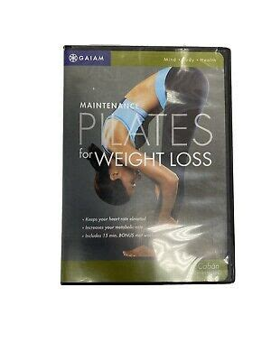Maintenance Pilates For Weight Loss (2006) Ana Caban Shift.