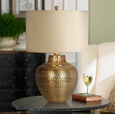 Maison Loft Antique Brass Table Lamp By Franklin Iron .