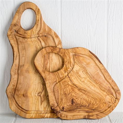 Maisonmidi Olive Wood Chopping Board Small From Houzz .