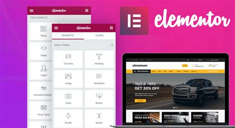 [click]make A Custom Website With Wordpress - Elementor Page Builder
