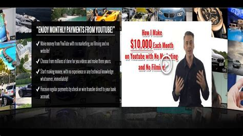 [click]make Money From Youtube With No Marketing No Filming And .