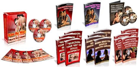 Maker Her Wild: Rapport & Sexual Escalation Secrets