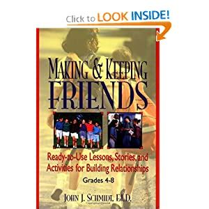 [click]making  Keeping Friends Ready-To-Use Lessons Stories .