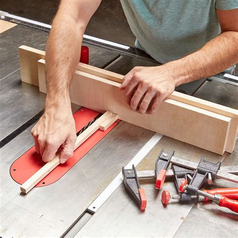 Making Box Joint Jig