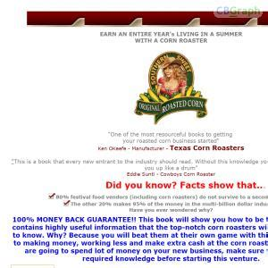 @ Making Full Time Living With A Corn Roaster - Tripod Com.