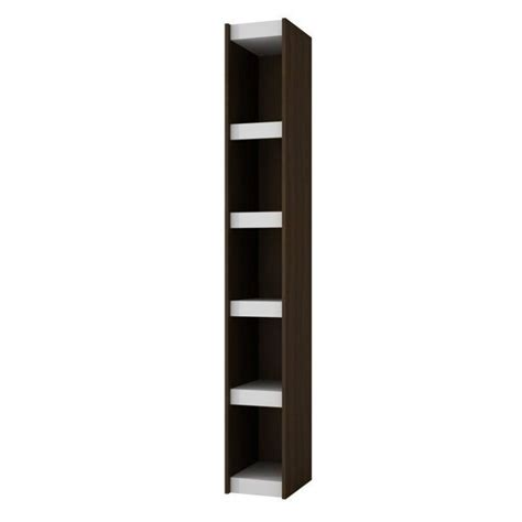 Manhattan Comfort Parana 1 0 Series 5 Shelf Bookcase In .