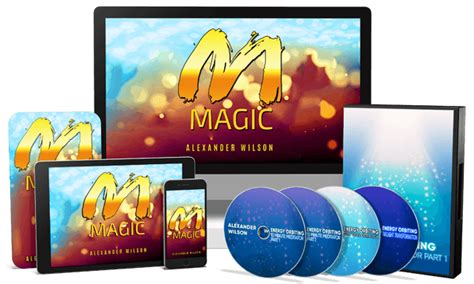 [click]manifestation Magic Affiliate Page.