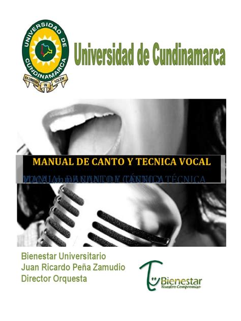 [pdf] Manual De Canto Y Tecnica Vocal Pdf.