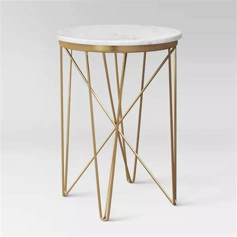 Marble Top End Tables Target