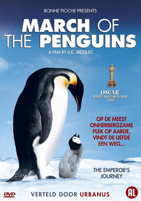 March Of The Penguins (DVD) Review