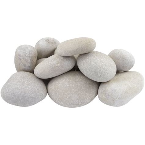 Margo 30 Lb Large Flat Caribbean Beach Pebbles 3 To 5 .