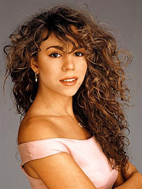Mariah Carey Young
