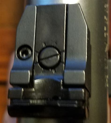 Mark Iv Rear Sight Removal - Ruger Forum.