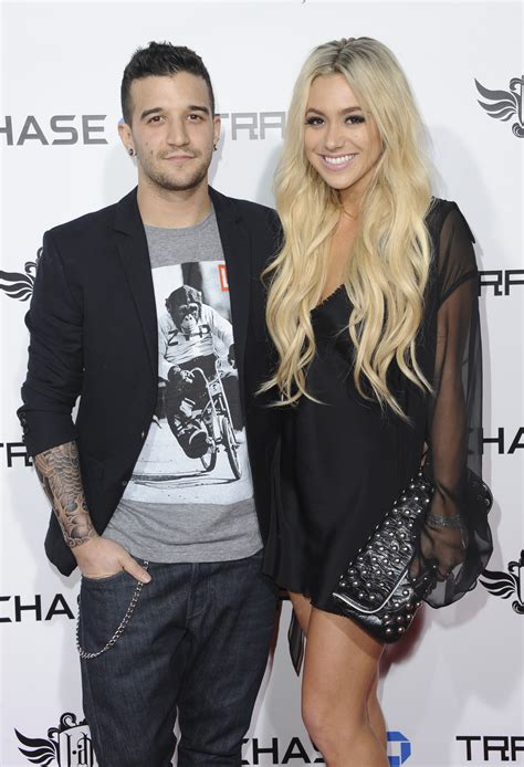 Mark Ballas Girlfriend 2013