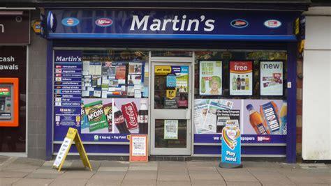 Martin's Newsagents UK