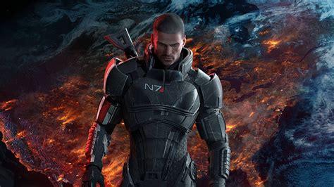Mass Effect Shepard