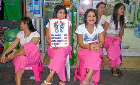 Massage Pattaya Thailand