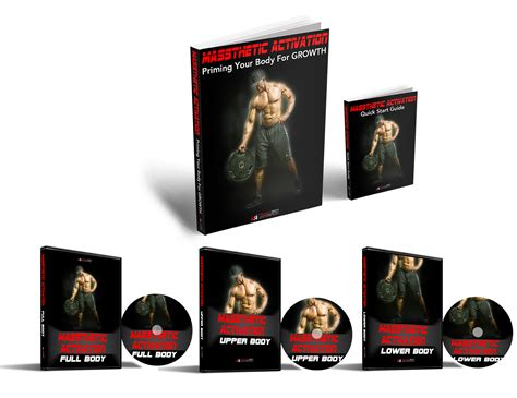 @ Massthetic Muscle - Affiliate Page.