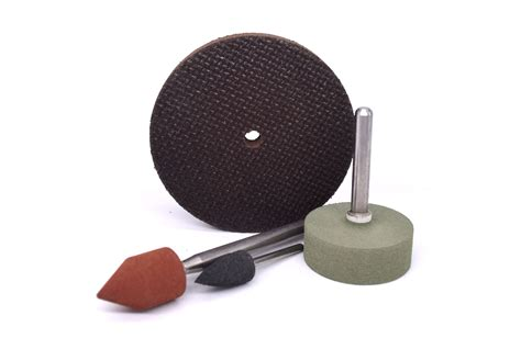 Master Abrasives Rubber Finishing Abrasive Products.