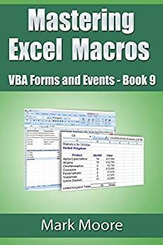 [pdf] Mastering Excel Macros Vba Forms And Events Book 9.