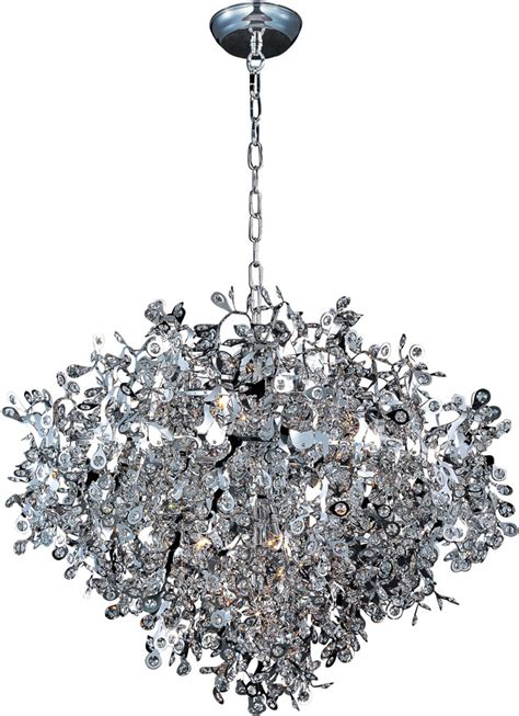 Maxim 24207bcpc Comet 13-Light Pendant  - Amazon Com.