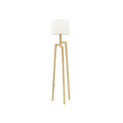 Maya Floor Lamp - Oak  Hipvan.