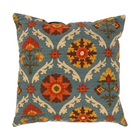 Mayan Medallion Lumbar Pillow   The Chotskies Shop.