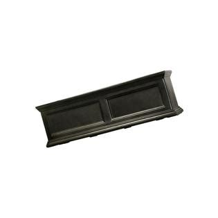 Mayne Fairfield 5822b Window Box Planter 3-Foot Black.
