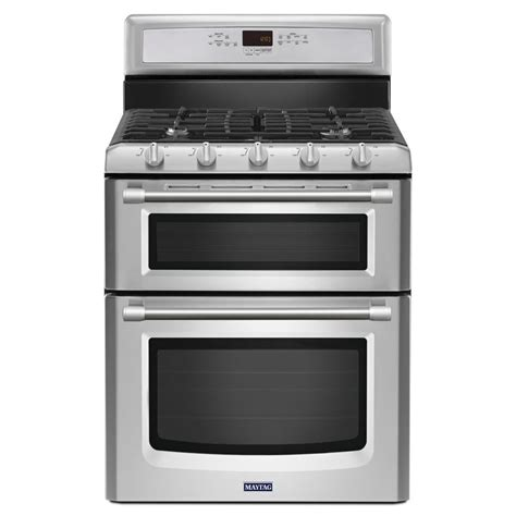 Maytag Gemini 30 Double Oven Electric Range - Sears Com.