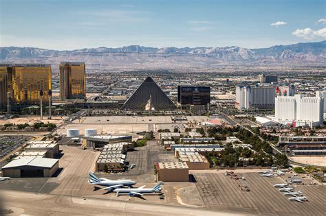 McCarran International Airport Las Vegas NV