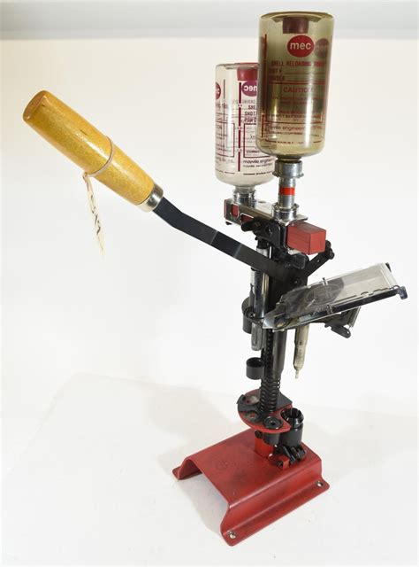 Mec Reloading Equipment - Opticsplanet Com.
