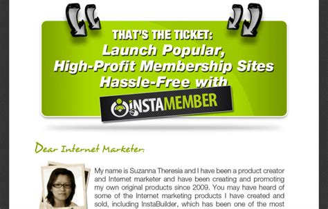 [click]membership Plugin Review Instamember - Chrislema Com.