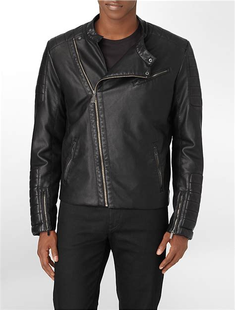 Men's Calvin Klein Asymmetrical Zip