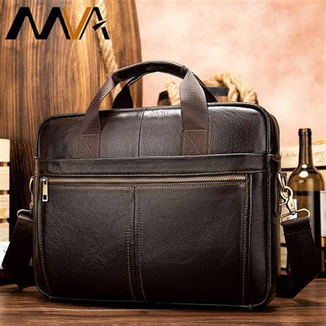 Men's Leather Business Cases