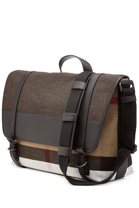 Men's Messenger Bag Burberry