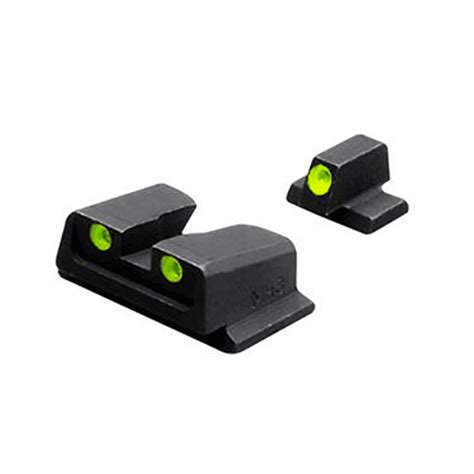 Meprolight Tru-Dot Tritium Sights For Smith  Wesson Guns .