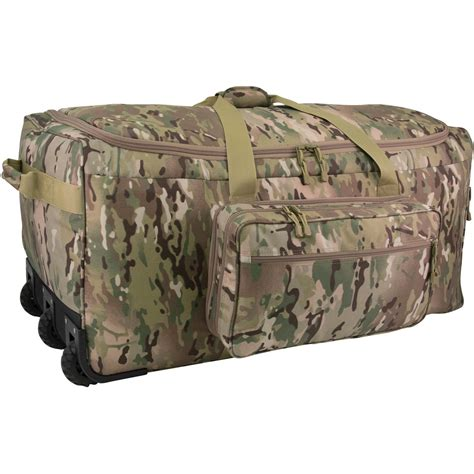 Mercury Luggage Tactical Gear Monster Deployment Bag, Multicam.