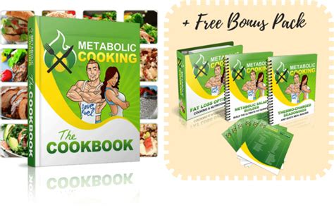 [click]metabolic Cooking Fat Loss Cookbook Review - Eat Away .