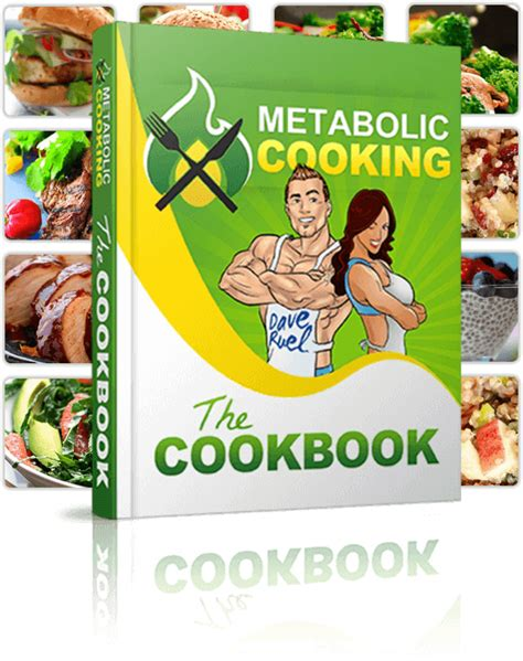 [click]metabolic Cooking Review - The Best Fat Loss Cookbook For .