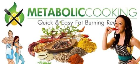 Metabolic Cooking Review: Is It A Joke? A Scam?.