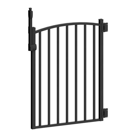 Metal Fence Gates - Metal Fencing - The Home Depot.