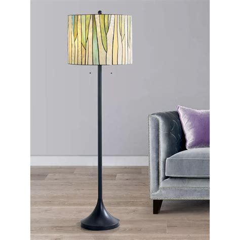 Metal Floor Lamps You Ll Love  Wayfair.