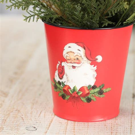 Metal Bucket Planters Winter Specials  Bhg Com Shop.
